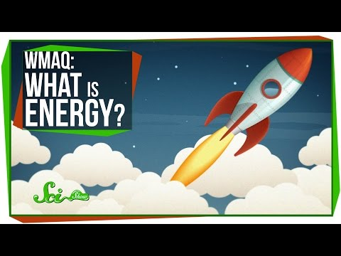 World's Most Asked Questions: What Is Energy?