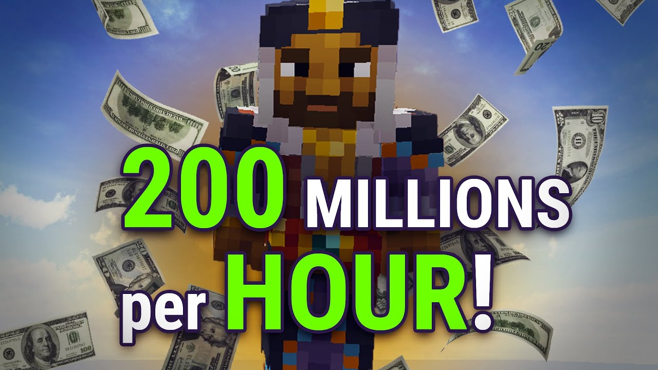 Bazaar Flipping guide | 200 Mil Coins per Hour (Hypixel Skyblock)