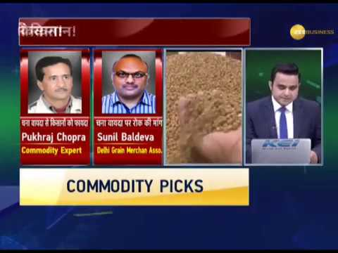 Commodities Live: GVA growth estimate projected at 6.1 per cent for FY18
