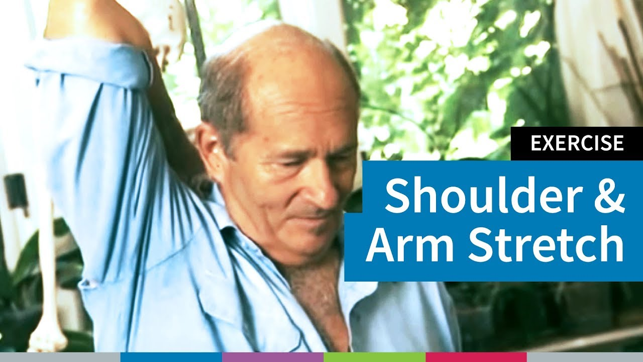 Flexibility Exercise for Shoulders and Upper Arms | Go4Life