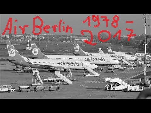 FAREWELL AIR BERLIN GOODBYE 4EVER