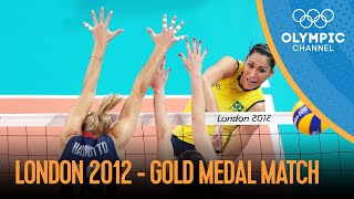 Volleyball - Women Gold Final BRA-USA - London 2012 Olympic Games