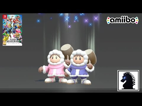 NS Amiibo - Super Smash Bros. Ultimate - #68: Ice Climbers thumbnail