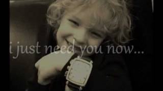 Baylee Littrell - Need You Now [HD/HQ]