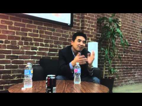 Startup Grind Sacramento Interview with Zoom Founder and CEO Eric Yuan