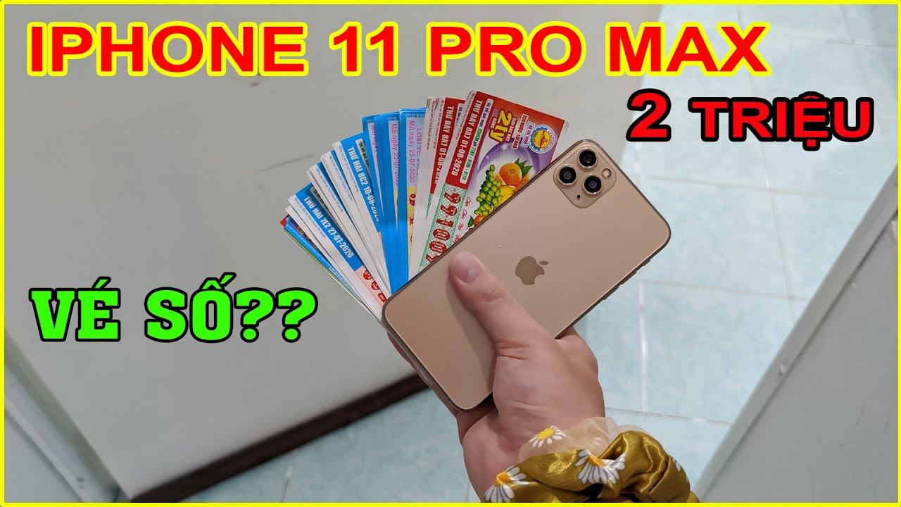 Fan tặng Lâm Gia iPhone 11 Pro Max. Câu chuyện Bà Bán Vé Số | Review và Cảnh Báo Xàm Xí
