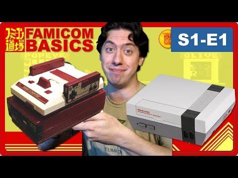 Famicom and Disk System // Famicom Dojo / Retro History