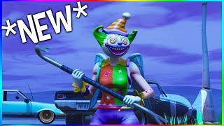 *NEW* PEEKABOO SKIN IN FORTNITE | GAMEPLAY | STREAM SNIPE ME | 1V1 | PRO PLAYER