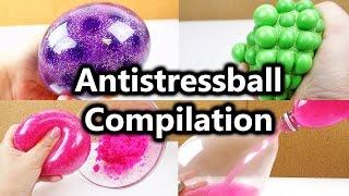 Antistressball Compilation | Glibbi und Schleim Ball Selber Machen Deutsch