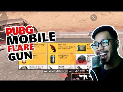 FLARE GUN - PUBG MOBILE INDONESIA
