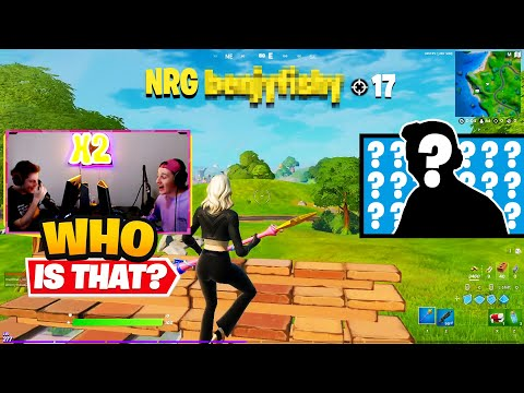 Guessing Fortnite PRO Using Only Gameplay