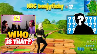Guessing Fortnite PROS Using Only Gameplay