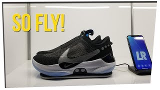 Nike Releasing New Auto-Lacing 'Smart' ...