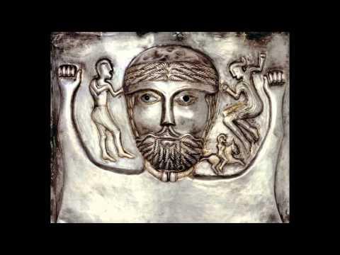 Breuddwyd Glyndwr (Brythonic music set to ancient British imagery)