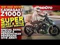 Kawasaki Z1000 Gampang Banget Power Wheelie dan Slide! l Test Ride Review l Gridoto