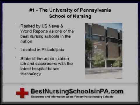 Best Nursing Schools In PA | The Top Pennsylvania Nursing Schools Revealed