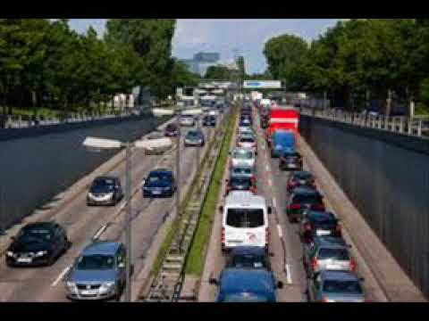 Vehicle noise on the road sound effect - efek suara kendaraan di jalan