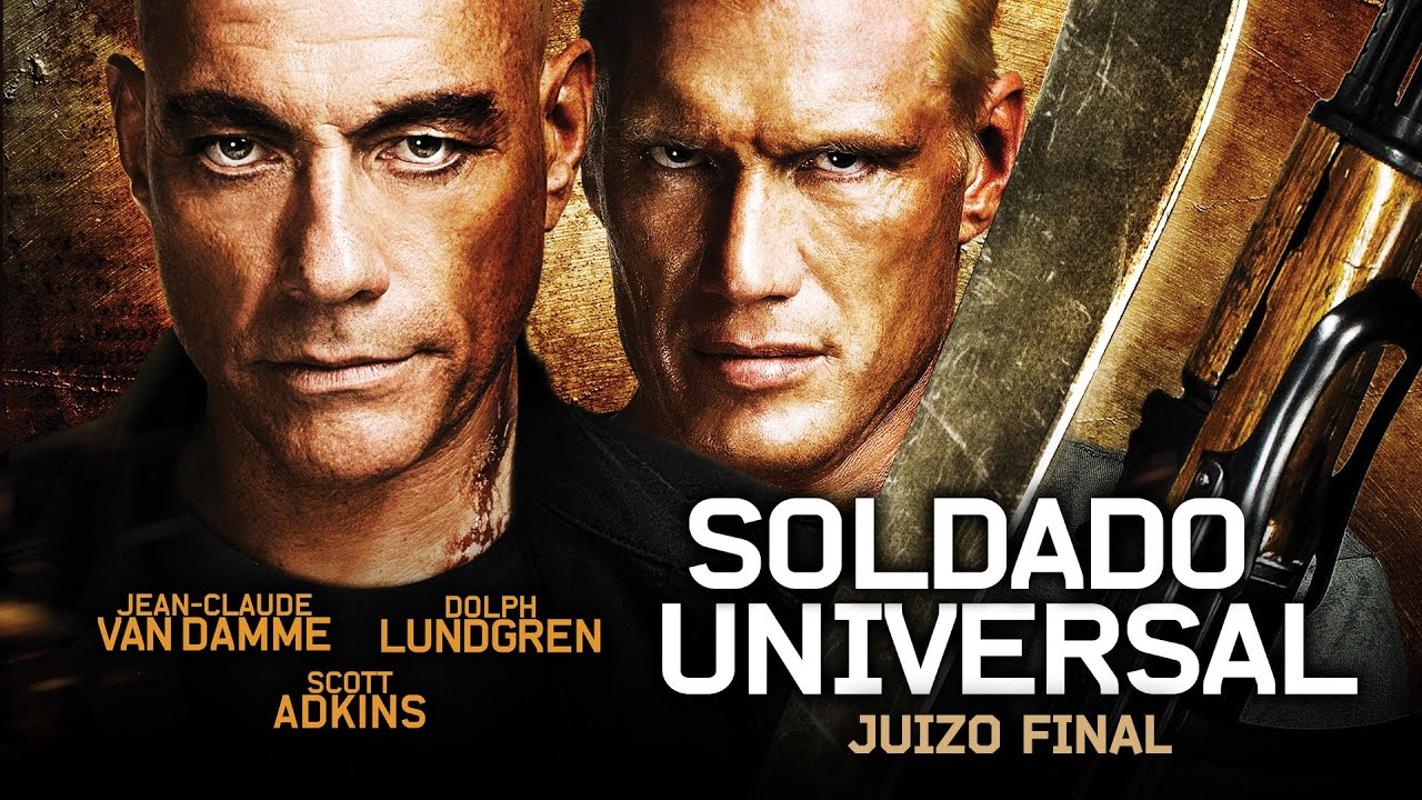 Soldado Universal - Juízo Final - Trailer legendado [HD]