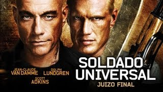 Soldado Universal - Juízo Final - Trailer legendado [HD]