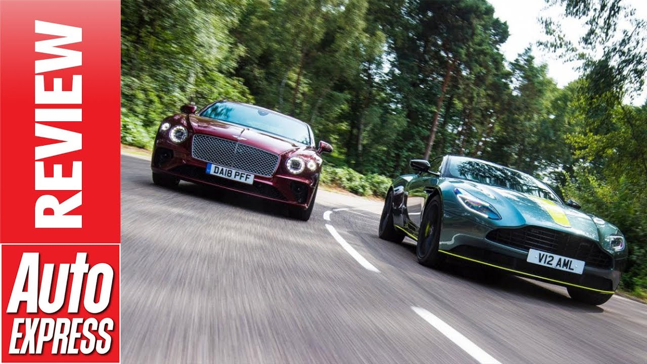 Aston Martin Db11 Amr Vs Bentley Continental Gt Which British Coupe Is Best