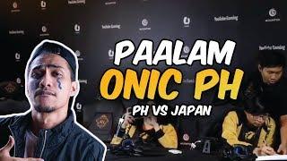 PAALAM ONIC PH - ONIC PH VS 10 SECOND GAMING - GAME 2