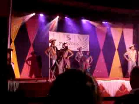 symbiosis Mauritius cultural Dance 2010..