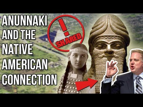 Anunnaki and the Native American connection is being shared