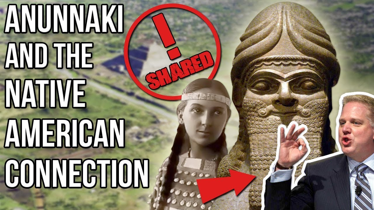 Anunnaki and the Native American Indian connection is being shared
