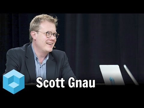 Scott Gnau - BigDataSV 2016 - #BigDataSV - theCUBE