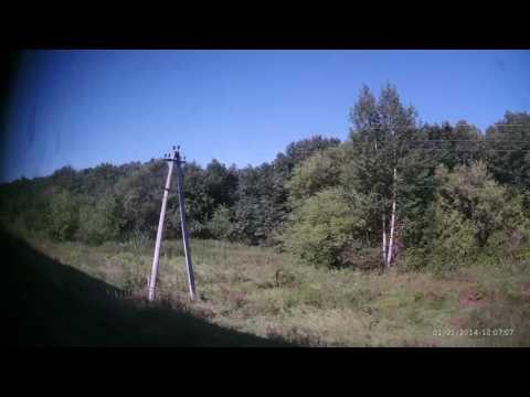 Узловая-Волово (из окна поезда)