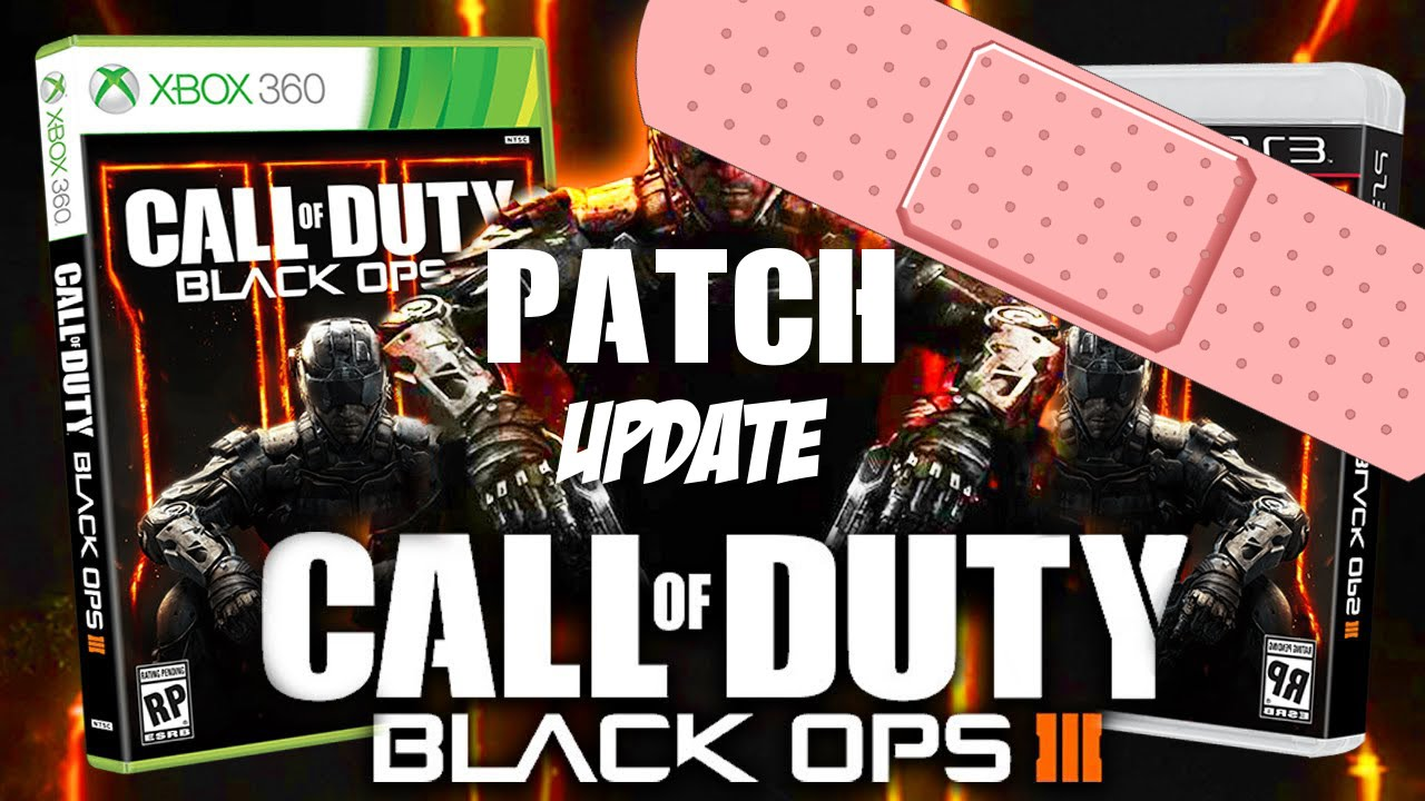 Huge Patch Update For Black Ops 3 On Xbox 360 Call Of Duty