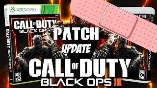 HUGE PATCH UPDATE!!  For Black Ops 3 On Xbox 360 (Call of duty black ops 3 xbox 360 gameplay)