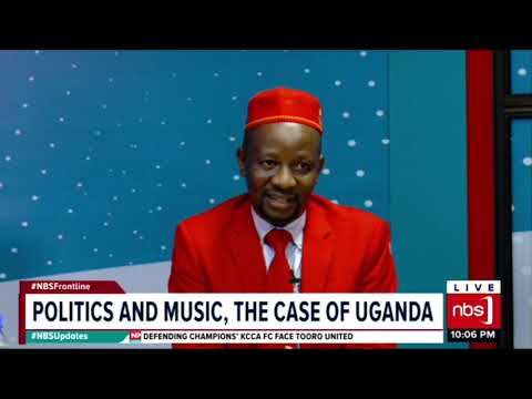 NBS FRONTLINE 3RD JAN 2019: EXAMINING THE ROLE OF MUSIC IN POLITICS