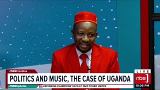 NBS FRONTLINE 3RD JAN 2019: EXAMINING THE ROLE OF MUSIC IN POLITICS thumbnail