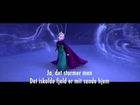 Lad Det Ske - Lyrics/Sangtekst (Danish