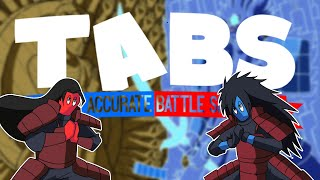 NARUTO TABS - Totally Accurate Battle Simulator