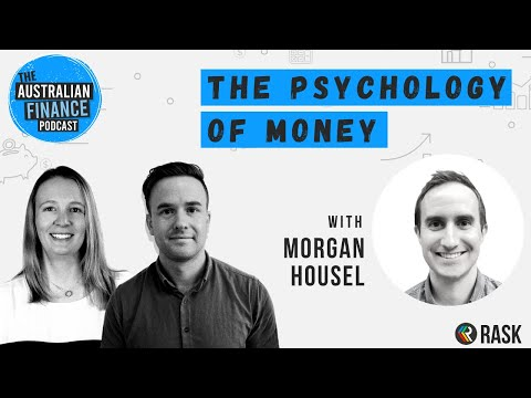 Morgan Housel interview: The Psychology of Money | Rask