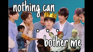 Download Min Yoongi Can't be Bothered | A MOOD Mp3 and Videos