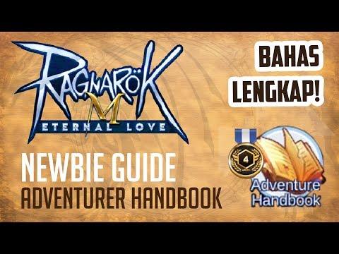 Naikin Adventurer level Adventurer Handbook - KOMPLIT!
