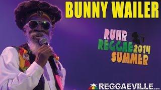 Bunny Wailer - Rock N Groove @Ruhr Reggae Summer 2014