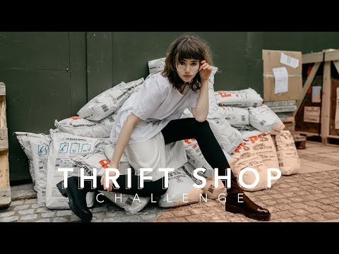 Thrift Shop Photo Styling Challenge with Jessica Kobeissi
