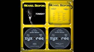 MICHAEL BEDFORD - TONIGHT (VOCAL, INSTRUMENTAL, RADIO 1987)
