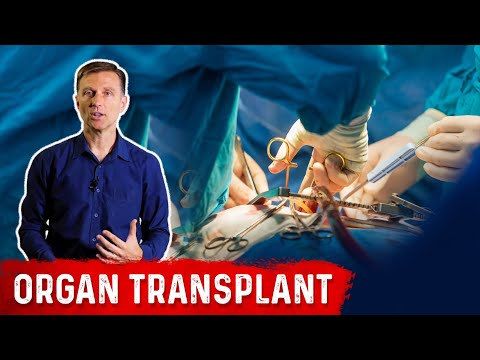 4 Natural Remedies for Organ Transplant