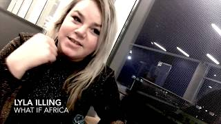 Lyla - What if, Africa (Vlog & Song) Las Vegas/California