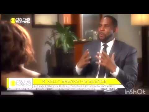Dana McKenzie - R Kelly's Trapped In The Courthouse Spoof Video Is Genius
