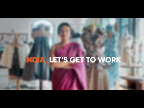 """India, Let's get to Work - Build your own Identity"" I Indeed India"
