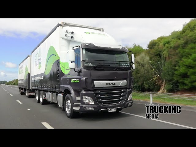 Truck Test | Town and Country | DAF CF 410 Euro 6 FAS 6x2 Rigid