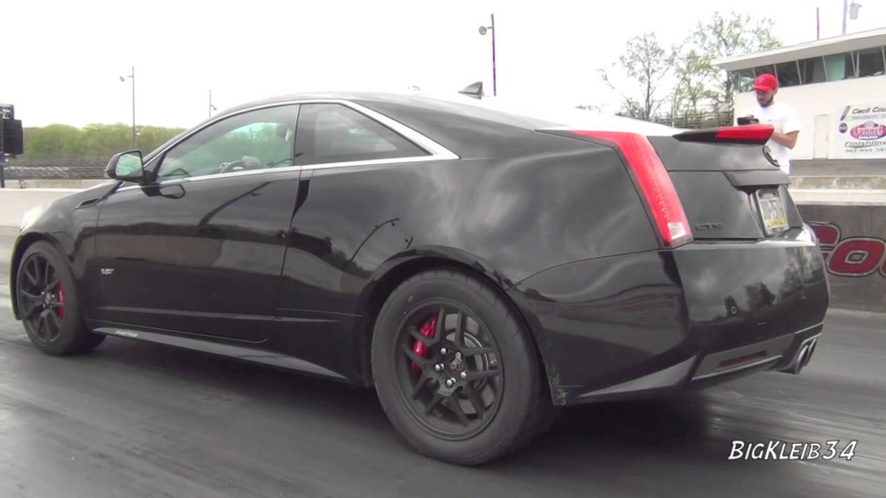 Cadillac Cts V Lease >> You Did What To Your Lease Leased Cts V Gets Twin Turbo Treatment From Powerhaus Performance