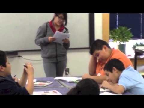 """El Otro Lado In The Schools """"Journey"""" Montage @ Ortiz Middle School (Santa Fe, NM) 2 of 2"""