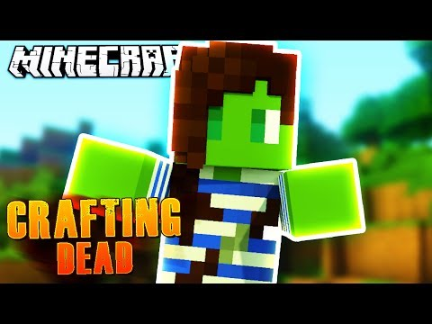 STACY'S BACK?! | Minecraft Crafting Dead